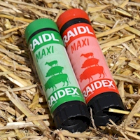 Raidex marker sticks
